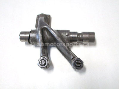 Used Kawasaki ATV BRUTE FORCE 750 OEM part # 12016-1128 exhaust valve rocker arm for sale