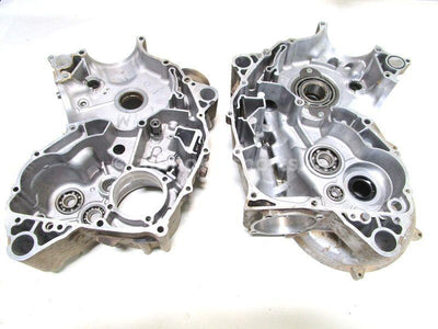 A used Crankcase from a 2008 BRUTE FORCE 750 Kawasaki OEM Part # 14001-0015 for sale. Looking for Kawasaki parts near Edmonton? We ship daily across Canada!