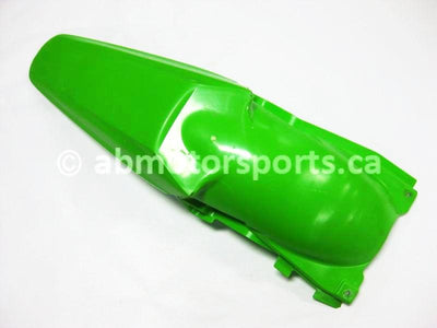 Used Kawasaki Dirt Bike KX 250 F OEM part # 35023-0020-290 rear fender for sale