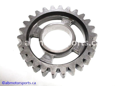 Used Kawasaki Dirt Bike KX 125 OEM part # 13260-1753 second output gear for sale