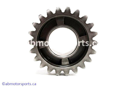Used Kawasaki Dirt Bike KX 125 OEM part # 13260-1755 output gear for sale