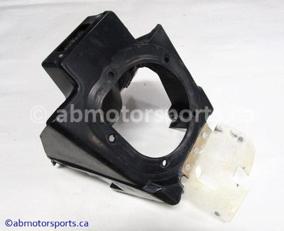 Used Kawasaki Dirt Bike KX 125 OEM part # 11011-1557-6D air box for sale