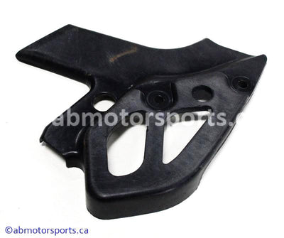 Used Kawasaki Dirt Bike KX 125 OEM part # 14090-1971-6Z right pivot frame cover for sale