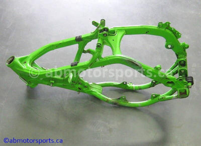 Used Kawasaki Dirt Bike KX 125 OEM part # 32160-1544-CC frame for sale