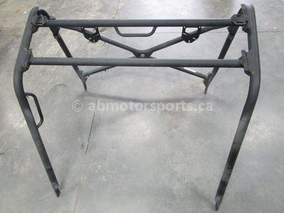 Used 2009 Kawasaki Teryx 750 LE OEM part # 55047-0022-388 and 55047-0021-388 roll cage assembly for sale