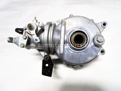 Used 2009 Kawasaki Teryx 750 LE OEM part # 14055-0038 and 49022-0032 and 49022-0030 front differential assembly for sale