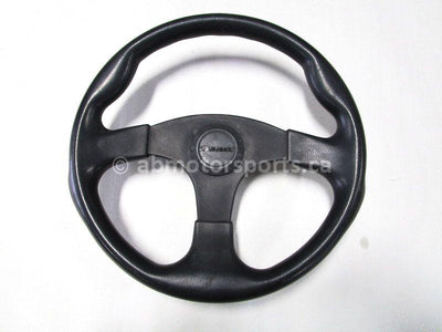 Used 2009 Kawasaki Teryx 750 LE OEM part # 46001-0001 steering wheel for sale