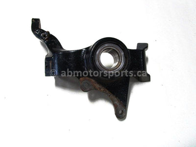 Used 2009 Kawasaki Teryx 750 LE OEM part # 39186-0092 front left knuckle for sale