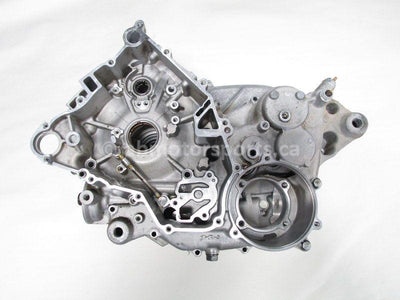 Used 2009 Kawasaki Teryx 750 LE OEM part # 14001-0153 crankcase for sale