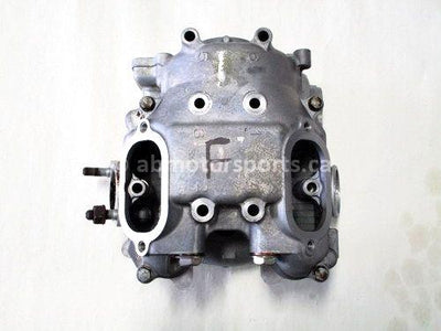 Used 2009 Kawasaki Teryx 750 LE OEM part # 11008-0021 front cylinder head for sale