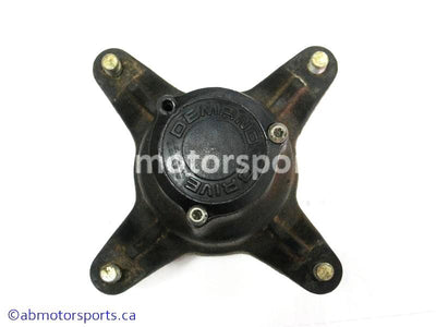 Used Polaris ATV SPORTSMAN 500 OEM part # 1520243 front hub for sale
