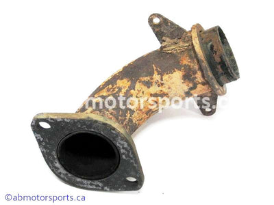 Used Polaris ATV SPORTSMAN 6X6 OEM part # 1261171-029 exhaust manifold for sale