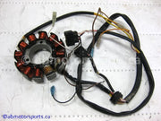 Used Polaris ATV SPORTSMAN 6X6 OEM part # 3087168 stator for sale
