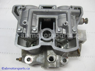 Used Polaris ATV OUTLAW 500 OEM part # 3089880 cylinder head for sale