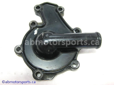 Used Polaris ATV OUTLAW 500 OEM part # 3089681 water pump cover for sale