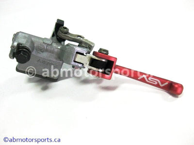 Used Polaris ATV OUTLAW 500 OEM part # 1911111 front master cylinder for sale