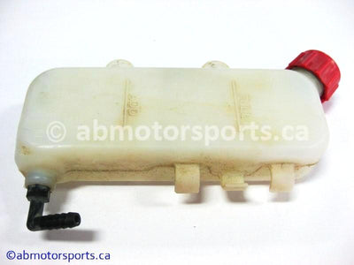 Used Polaris ATV OUTLAW 500 OEM part # 5434856 coolant overflow tank for sale