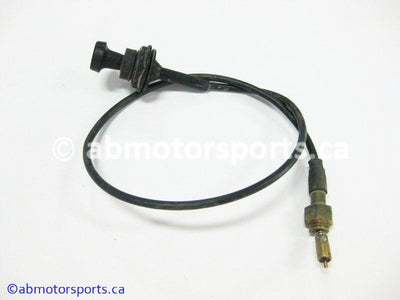 Used Polaris ATV OUTLAW 500 OEM part # 7081323 choke cable for sale