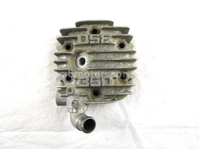 A used Cylinder Head from a 1992 TRAIL BOSS 350L Model W928139 Polaris OEM Part # 3084141 for sale. Polaris parts…ATV and snowmobile…online catalog - YES! Shop here!