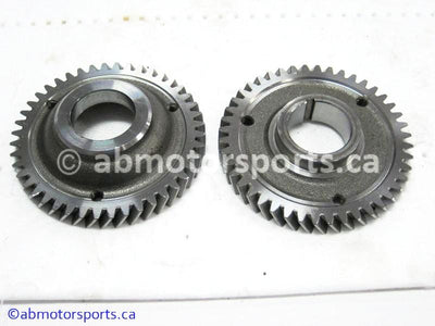 Used Polaris ATV SPORTSMAN 400 OEM part # 3084156 drive gear for sale