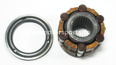 Used Polaris ATV MAGNUM 425 4X4 OEM part # 1520214 OR 1520281 front hub hilliard clutch for sale