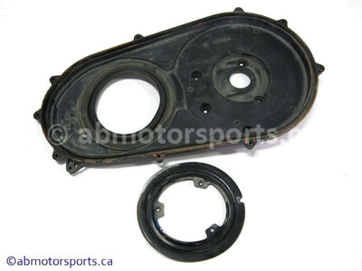Used Polaris ATV SPORTSMAN 800 OEM part # 2201955 inner clutch cover for sale