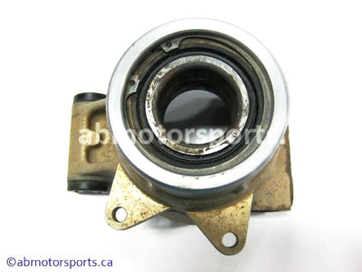 Used Polaris ATV SPORTSMAN 800 OEM part # 5134206 bearing carrier wheel rear for sale