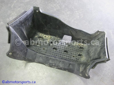 Used Polaris ATV SPORTSMAN 800 OEM part # 5435355-070 right foot well for sale