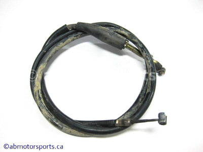 Used Polaris ATV PREDATOR 500 OEM part # 7081034 clutch cable for sale