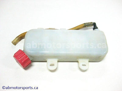 Used Polaris ATV PREDATOR 500 OEM part # 5434856 coolant overflow tank for sale