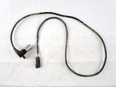 A used Crank Position Sensor from a 2007 SPORTSMAN 800 Polaris OEM Part # 2410513 for sale. Polaris parts…ATV and snowmobile…online catalog - YES! Shop here!