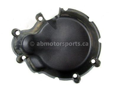 A used Stator Outer Cover from a 2007 SPORTSMAN 800 Polaris OEM Part # 5436652 for sale. Polaris parts…ATV and snowmobile…online catalog - YES! Shop here!
