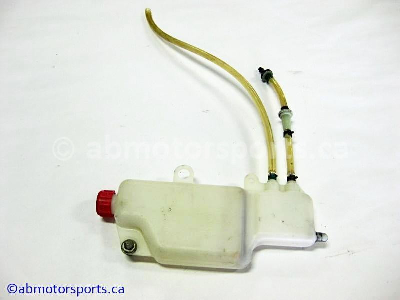 Used Polaris Snowmobile 600 XC OEM part # 5431733 coolant overflow bottle for sale