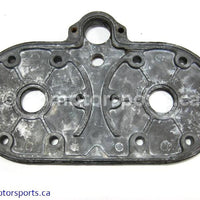 Used Polaris Snowmobile 600 XC OEM part # 5630788-093 cylinder head cover for sale