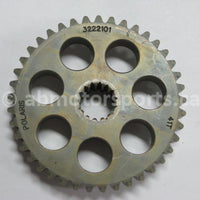 Used Polaris Snowmobile DRAGON 800 OEM part # 3222101 sprocket 41t 15t for sale