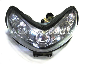 Used Polaris Snowmobile DRAGON 800 OEM part # 2410397 head light for sale