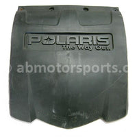 Used Polaris Snowmobile DRAGON 800 OEM part # 5434954-070 snow flap for sale