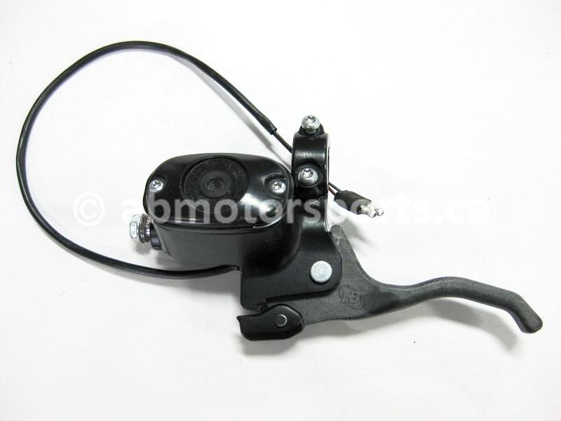 Used Polaris Snowmobile DRAGON 800 OEM part # 2203693 master cylinder for sale