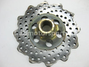 Used Polaris Snowmobile DRAGON 800 OEM part # 2203712 brake disc for sale