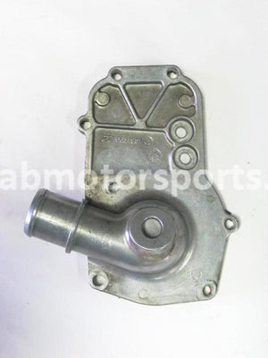 Used Polaris Snowmobile DRAGON 800 OEM part # 5631951 water pump cover for sale