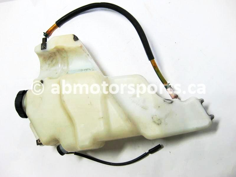 Used Polaris Snowmobile RMK 700 OEM part # 2520650 oil tank for sale