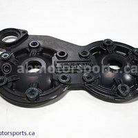 Used Polaris Snowmobile RMK 700 OEM part # 5631822-329 cylinder head cover for sale