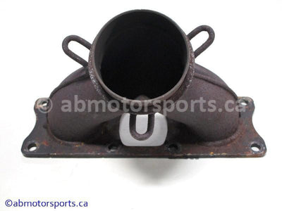 Used Polaris Snowmobile RMK 700 OEM part # 1261638-029 exhaust manifold for sale