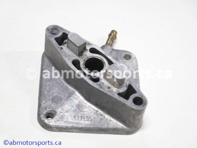 Used Polaris Snowmobile RMK 700 OEM part # 1203166 exhaust valve housing for sale