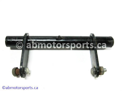 Used Polaris Snowmobile INDY LITE OEM Part # 1540493-067 PIVIOT DISC ARM REAR for sale