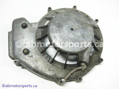Used Polaris Snowmobile INDY LITE OEM Part # 3083588 RECOIL STARTER for sale