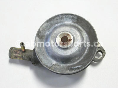 Used Polaris Snowmobile 440 LC OEM part # 3083471 water pump for sale