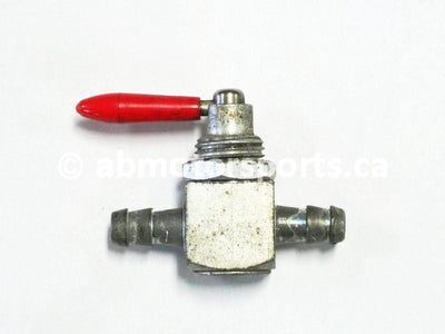 Used Polaris Snowmobile 440 LC OEM part # 7052060 fuel shut off valve for sale