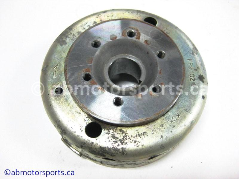 Used Polaris Snowmobile XLT LIMITED OEM part # 3085615 flywheel rotor for sale
