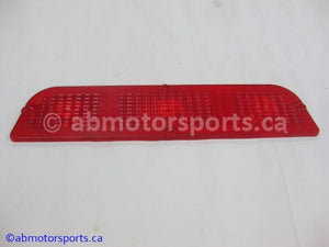 Used Polaris Snowmobile XLT LIMITED OEM part # 5430423 tail light lens for sale
